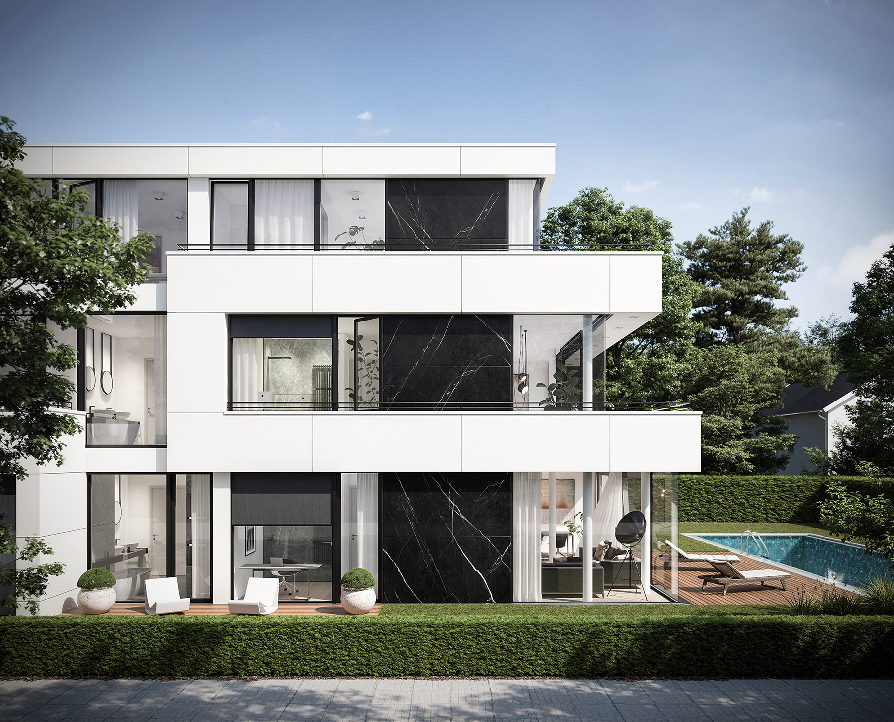 proyecto vivienda exterior 01