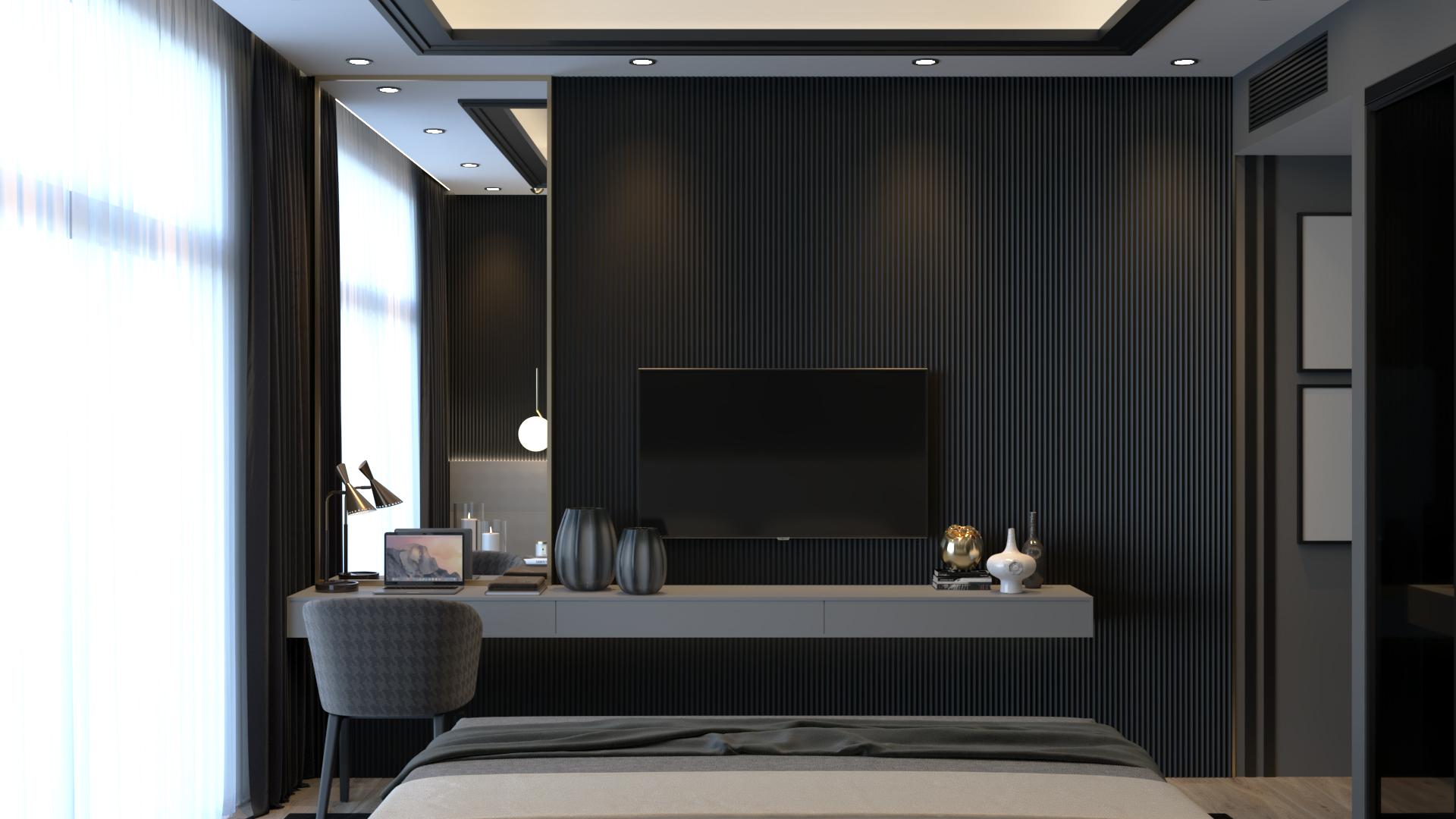 Luxury bedroom 02 total